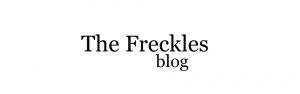 The Freckles Blog